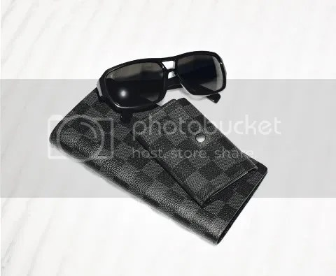 Louis Vuitton Damier Graphite at Men's Fall Catalog