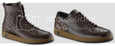 Louis Vuitton Cadence Sneaker in Calf Leather