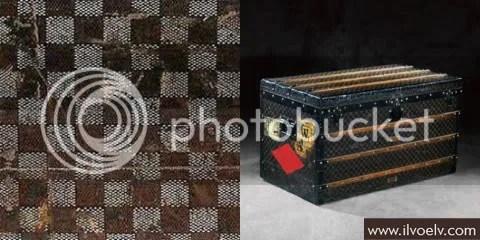 Louis Vuitton Damier Canvas