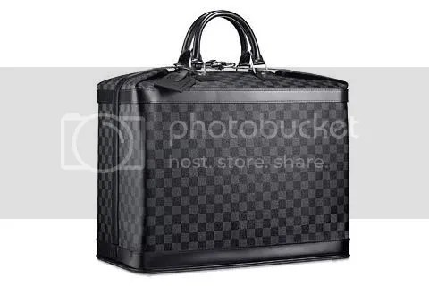 Louis Vuitton Damier Graphite Grimaud