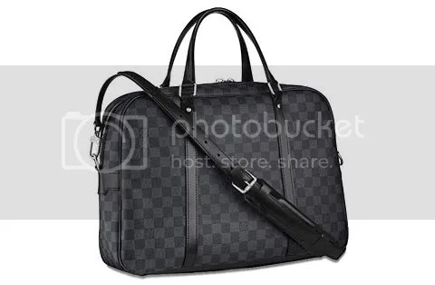 Louis Vuitton Damier Graphite Jorn