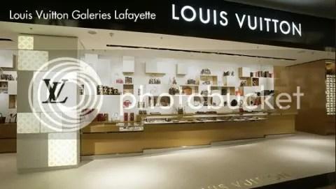 Louis Vuitton Galeries Lafayette