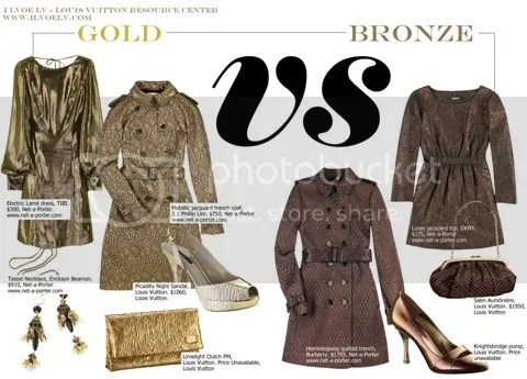I LVOE LV Versus: Gold vs. Bronze