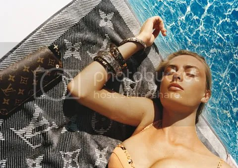 Louis Vuitton 2009 Beachwear Catalog Part 1