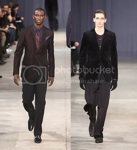 Louis Vuitton Men's Fall/Winter 2009-10 Show: Full Collection