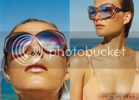 Louis Vuitton Tanya Sunglasses