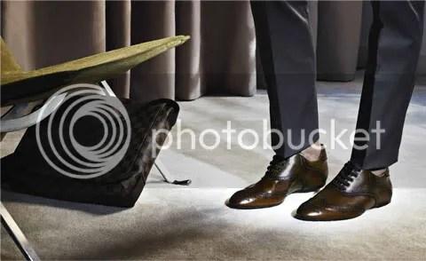 Louis Vuitton Men's Spring/Summer 2009 Shoe Collection