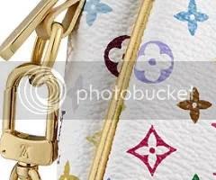 Louis Vuitton Kate Clutch in Monogram Multicolore