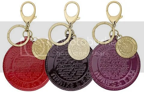Louis Vuitton Trunks and Bags Bag Charm