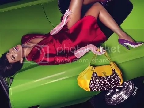 Louis Vuitton Spring/Summer 2008 Ad Campaign