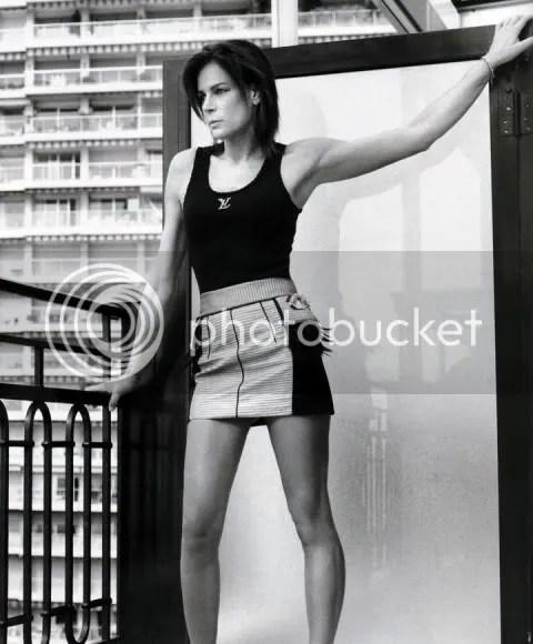 Vogue Paris Dec. 08/Jan. 09: Stéphanie