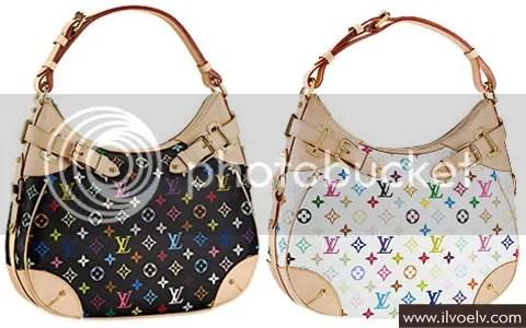 Louis Vuitton Multicolore Greta