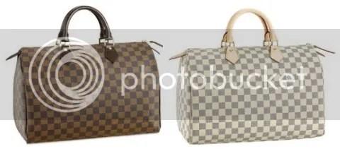 Louis Vuitton Damier Speedy 35