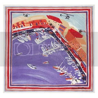 Louis Vuitton Saint-Tropez Scarf
