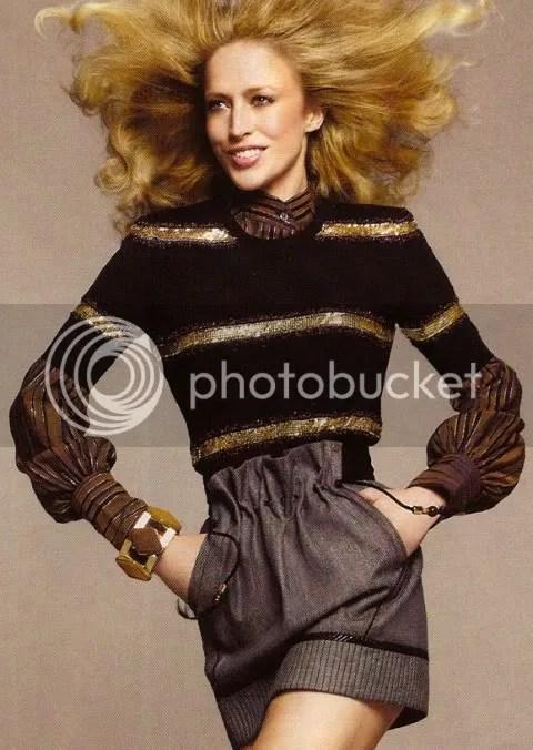 US Vogue December 2008: Glitterati