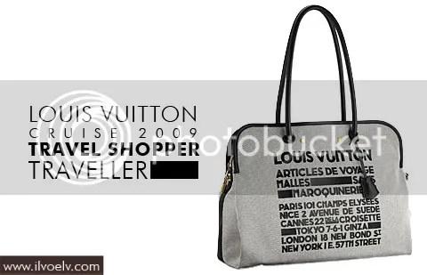 Louis Vuitton Travel Shopper Traveller