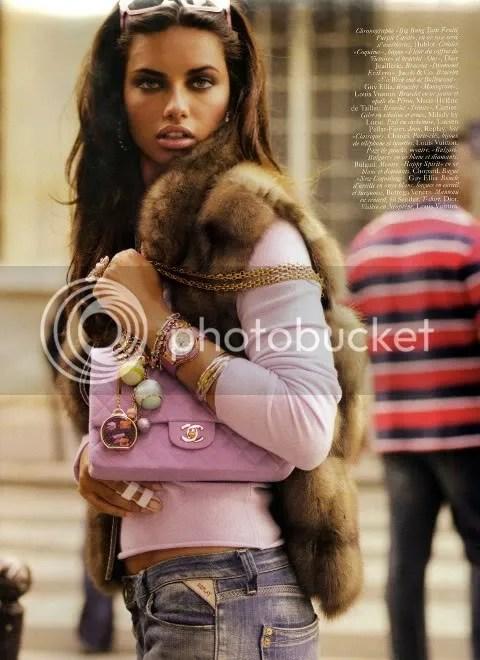 Vogue Paris November 2008: Rien à Cacher