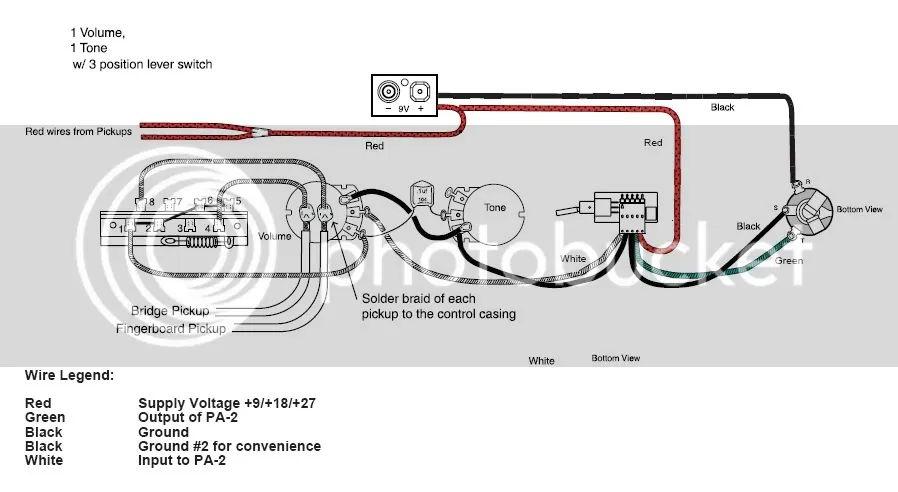bill lawrence pickups wiring diagram