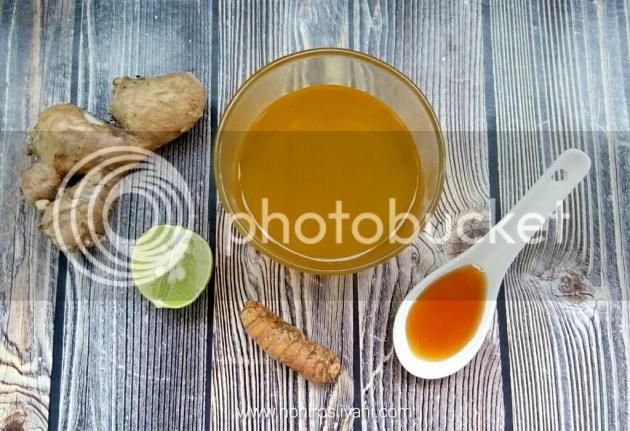 #SelasaSehat: Honey Ginger.jpg