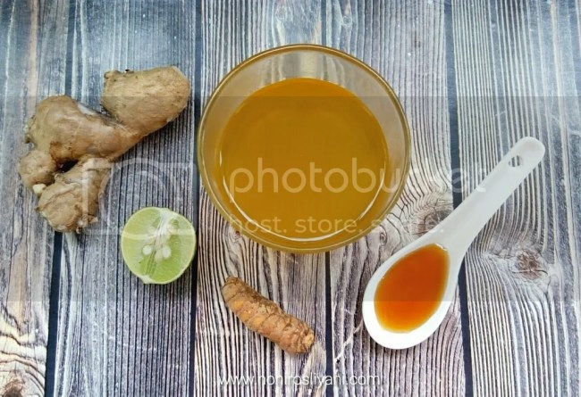 #SelasaSehat: Honey Ginger.jpg