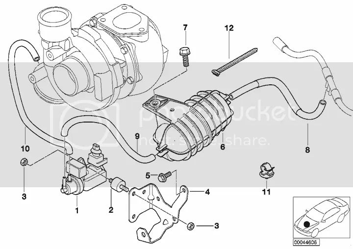 e46 Motor diagram bmw 330 d