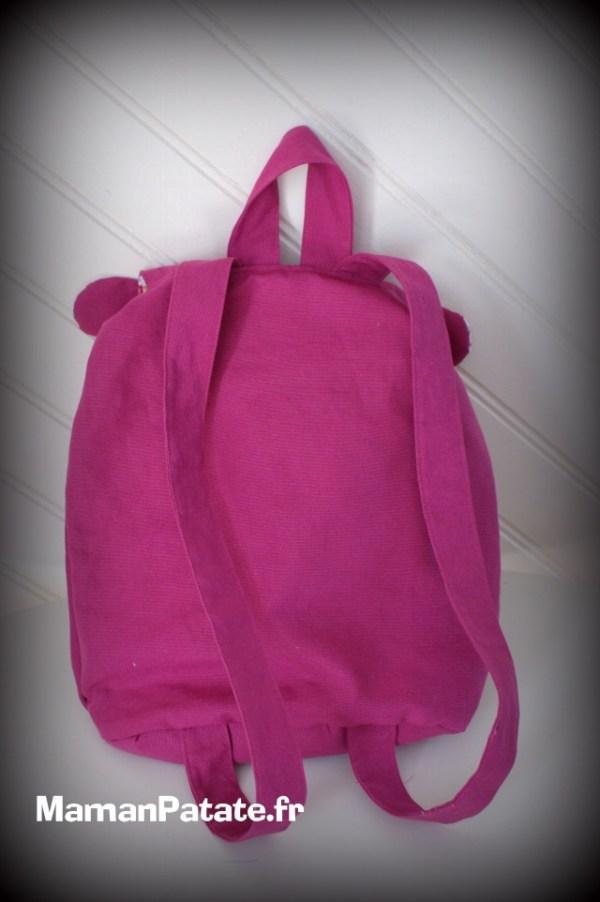 un sac dos pour la rentr e sous une etoile. Black Bedroom Furniture Sets. Home Design Ideas