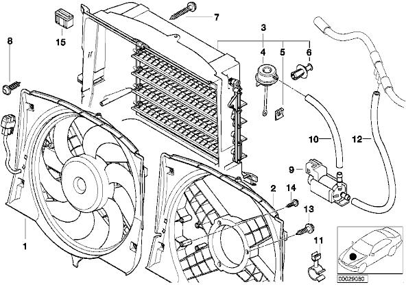 schema moteur bmw serie 1
