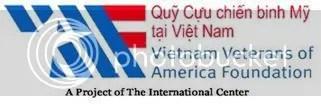 Vietnam Veterans of American Foundation logo