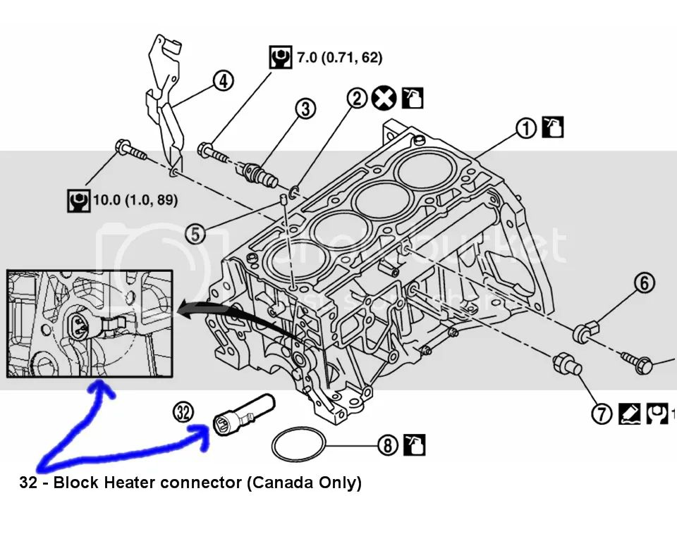 install car engine block heater