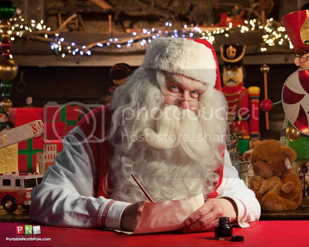 Pnp Santa Loves This Christmas Nail Style Very Original