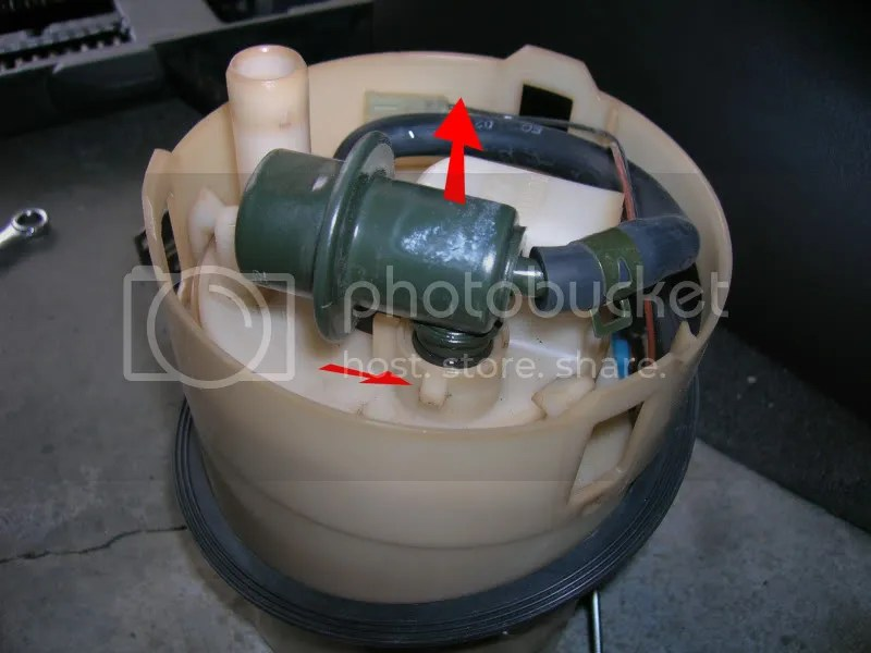 DIY Fuel Filters - New Tiburon Forum  Hyundai Tiburon Forums