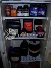 Smokeless Powder storage magazine/cabinet question ...