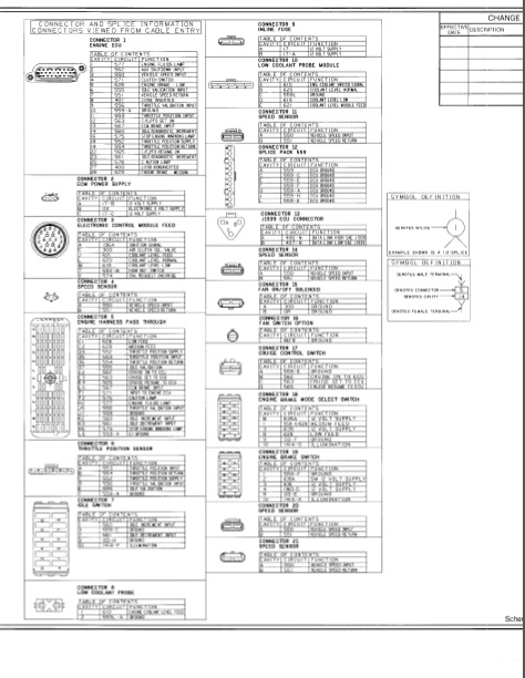 cummins engine ecm wiring diagram