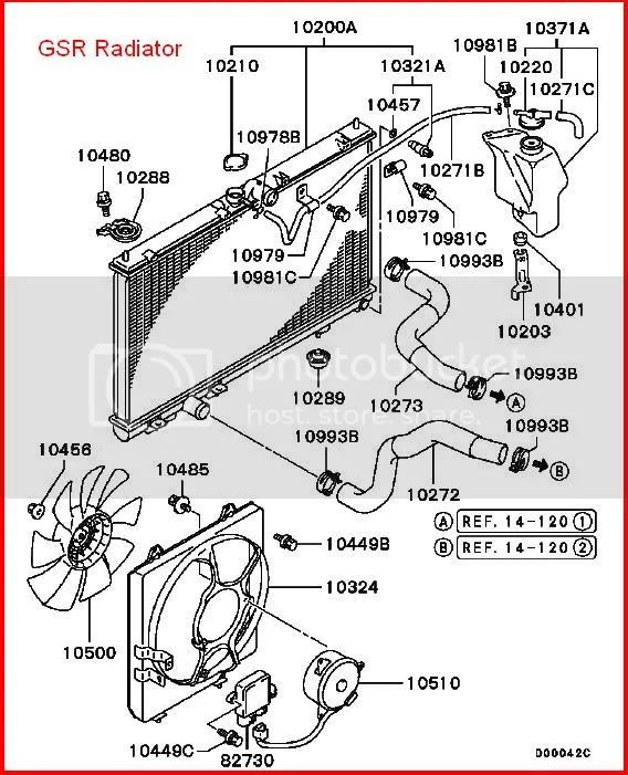 evo 8 intercooler piping diagram