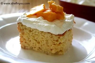 jetaimelautomne — Tres Leches Cake Recipe