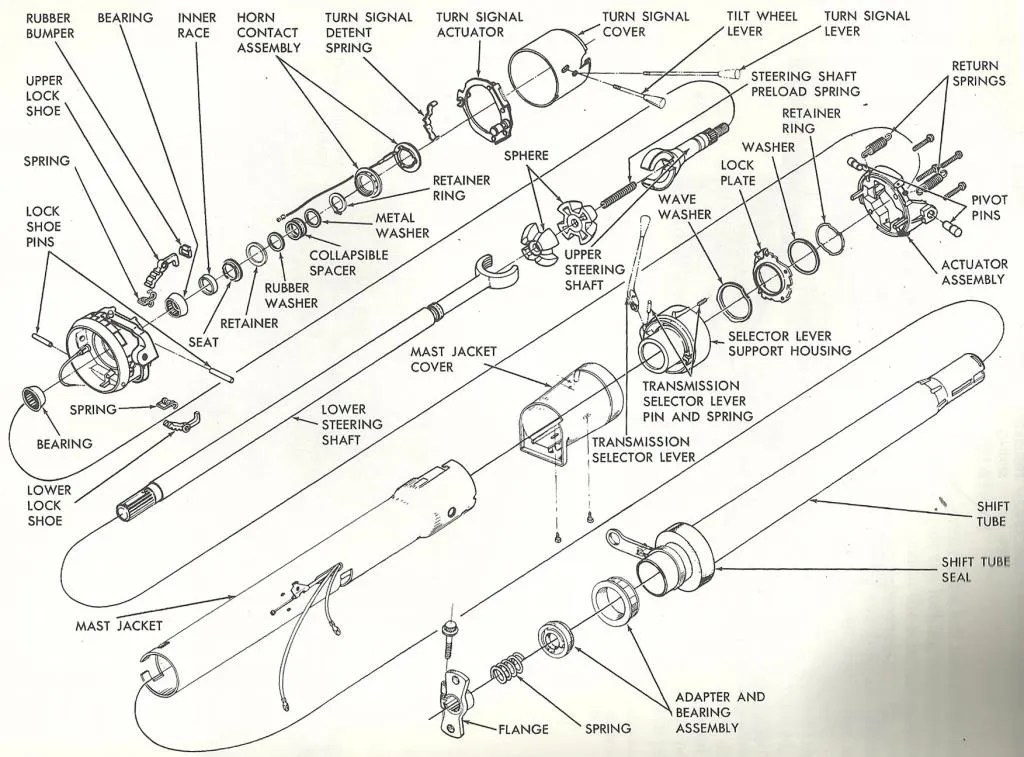 65 Impala Tailight Wiring Diagram Schematic Diagram Electronic