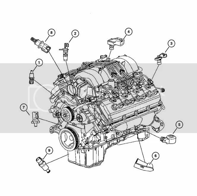 2007 350z engine diagram
