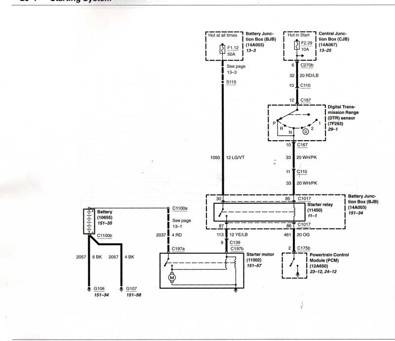 04 Ford Explorer Wiring Diagram - Wiring Data Diagram