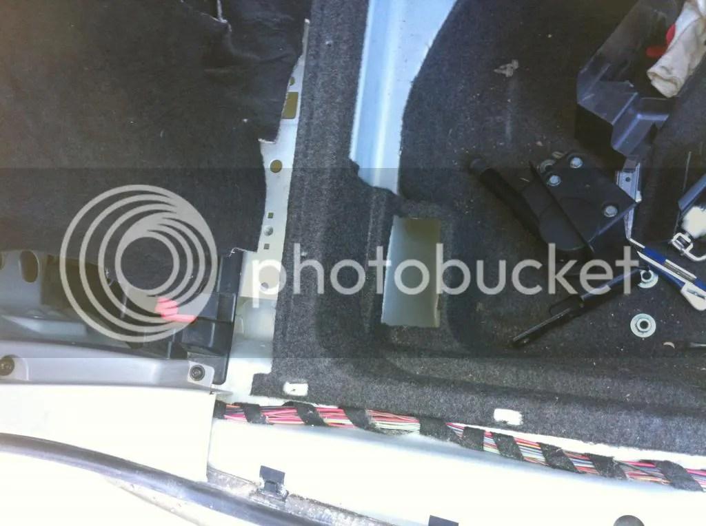 w211 trailer hitch wiring diagram - MBWorldorg Forums