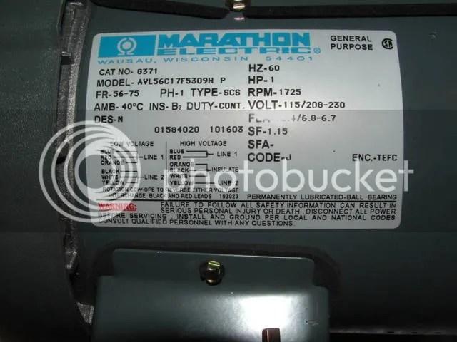 New motor - is it reversing?