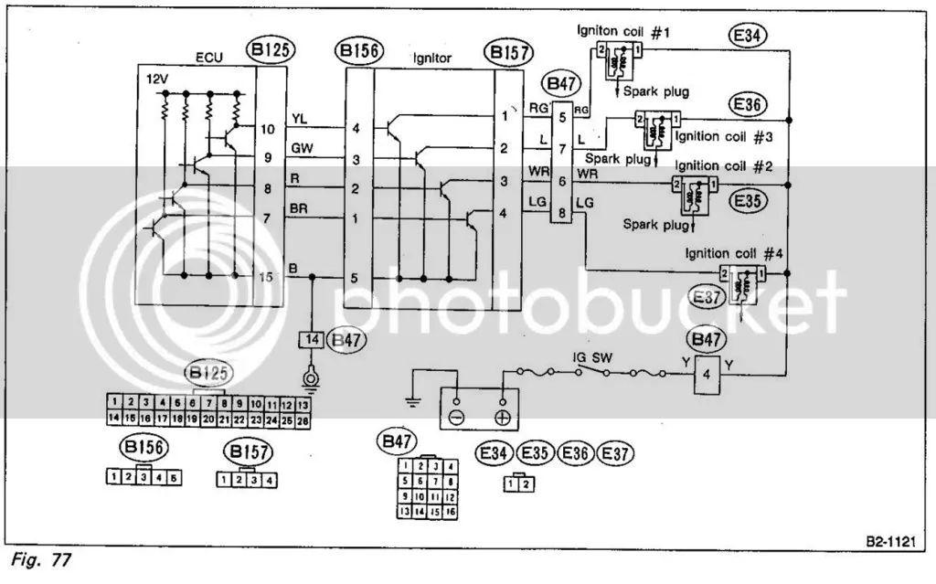 subaru legacy ecu wiring diagram hecho