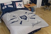 New York Yankees Comforter Set. MLB New York Yankees ...
