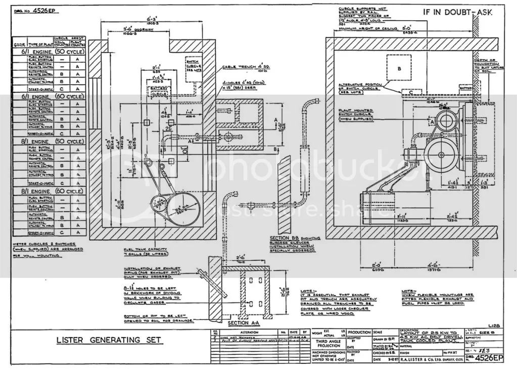 lister petter wiring diagram