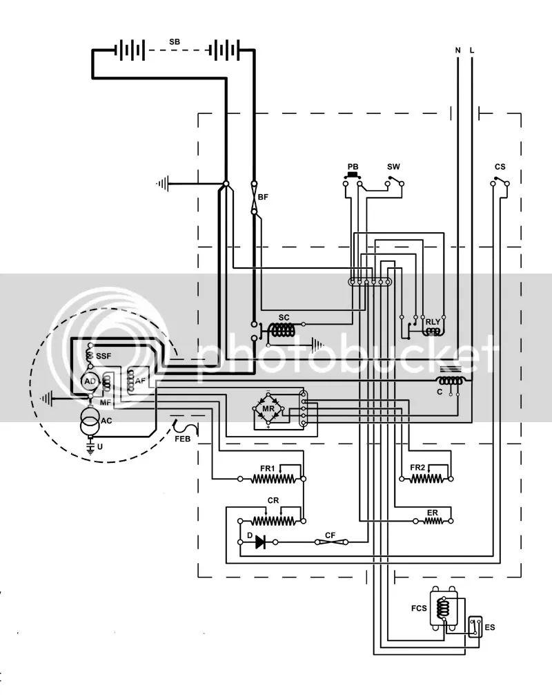 hoffberg alternator wiring diagram