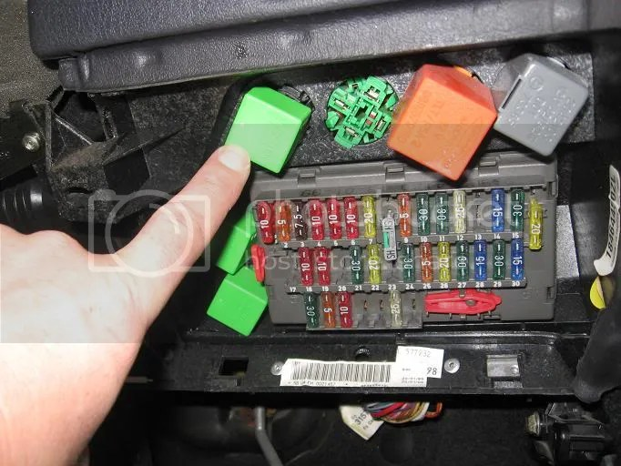 Peugeot 306 Fuse Box Map Wiring Diagram
