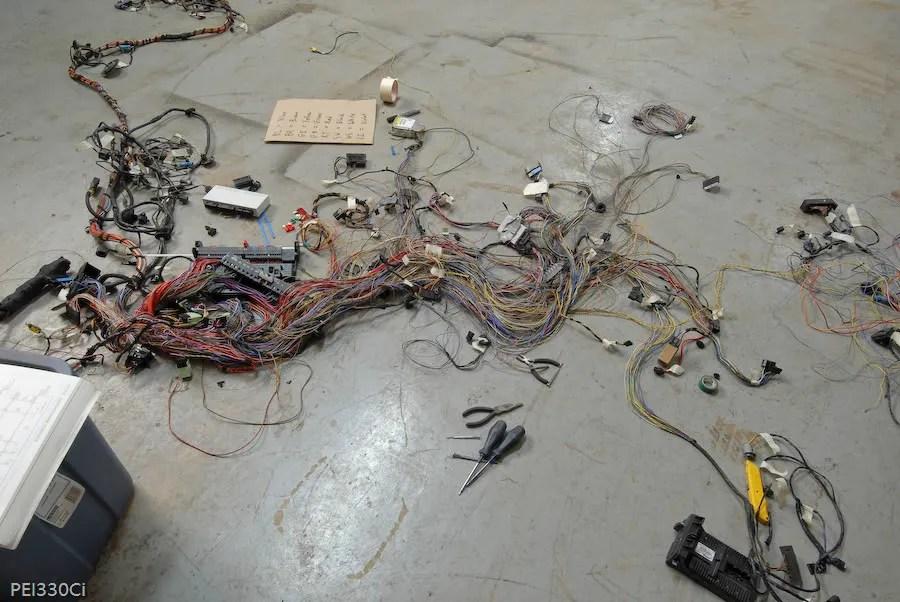 2002 Bmw E46 M3 Wiring Harness Wiring Diagram