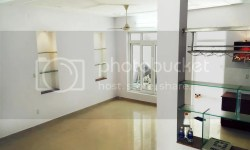 Phòng 30m2, toilet riêng, đầy đủ tiện nghi, view sông SG, 5p đến Q.1