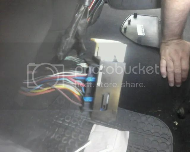 dodge ram reverse switch removal