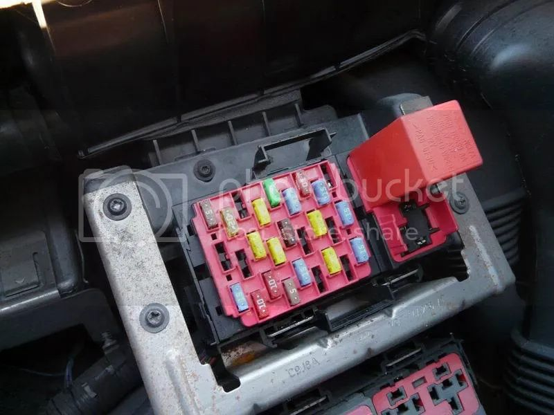 ford transit mark 6 fuse box