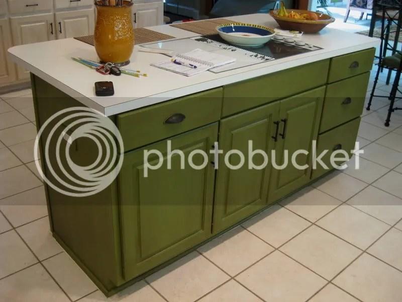 Olive Green Kitchen Cabinets - Zitzat.Com